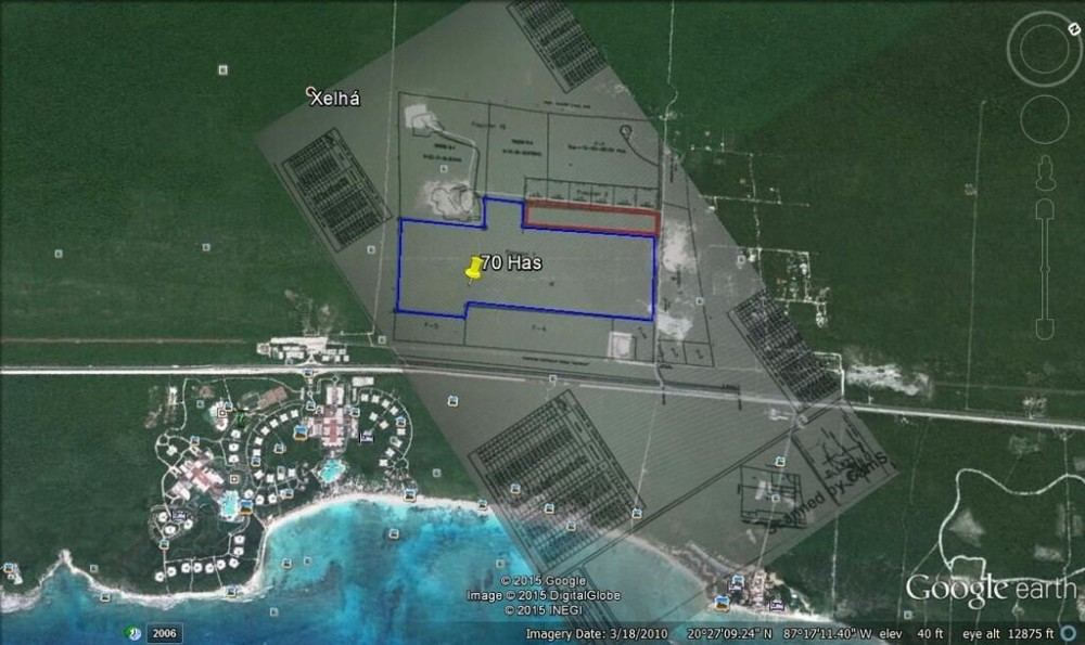 Akumal Mexico Development Land For Sale