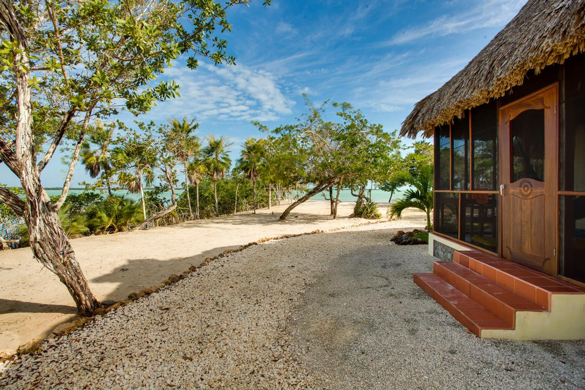Charming Belize Oceanfront Houses For Sale. These Casitas Are In The Well  Established Seafront Community Of Orchid Bay, Corozal, Belize.