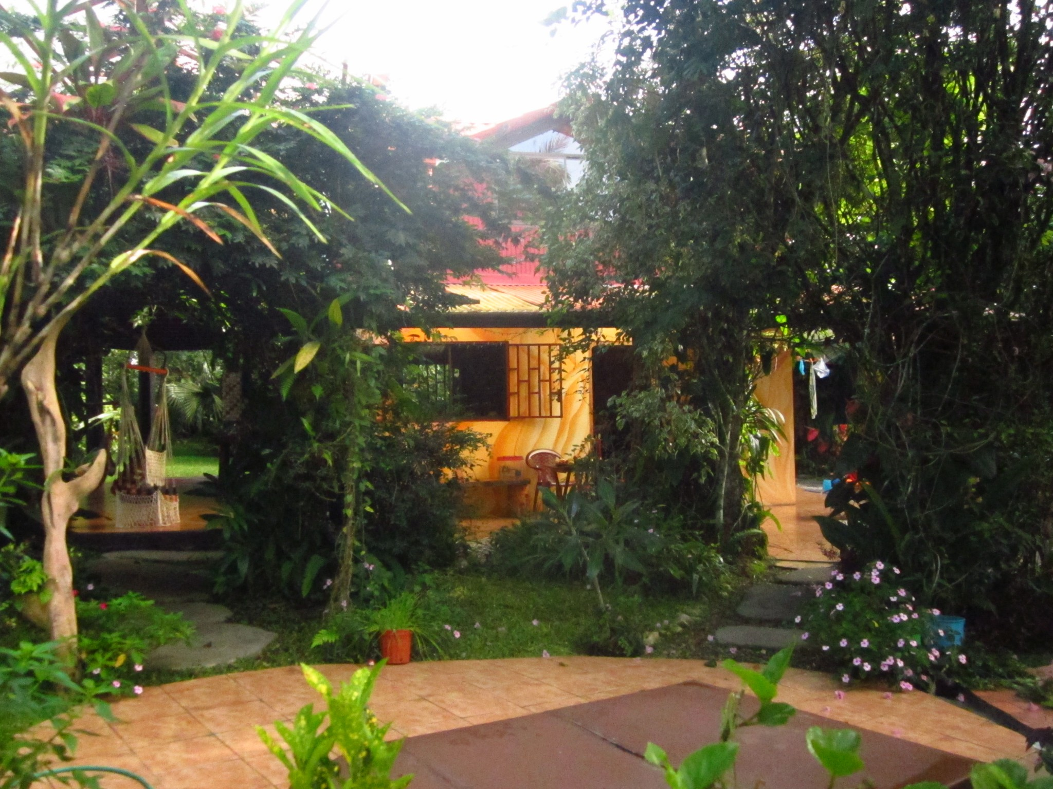 Charming House And Botanical Garden For Sale In Southern Costa Rica Mountains