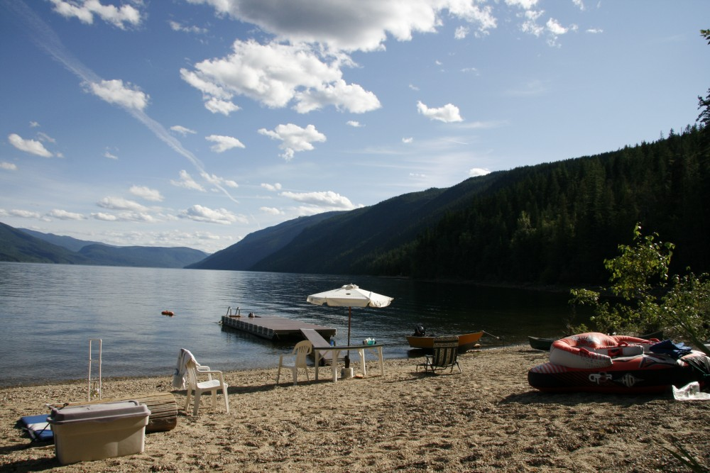 lakefront cottage for sale in mabel lake canada