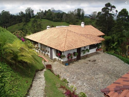 Medellin colombia house for sale country home with land