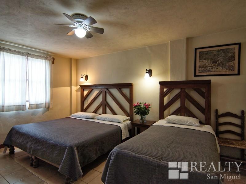 12 Room Hotel For Sale In San Miguel De Allende Mexico