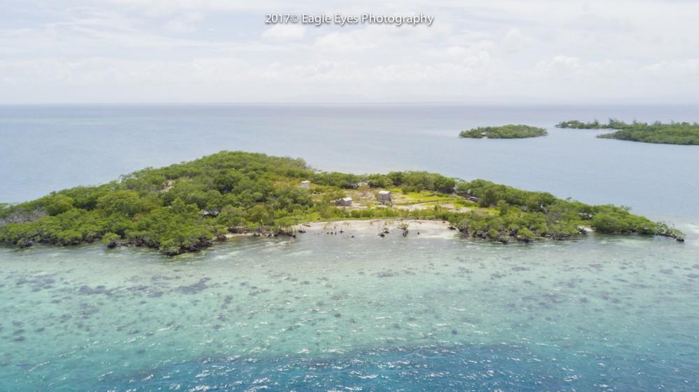 Island For Sale Belize Little