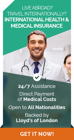 medical health insurance for expats
