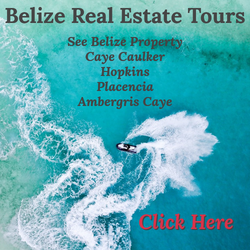 Belize real estate tour