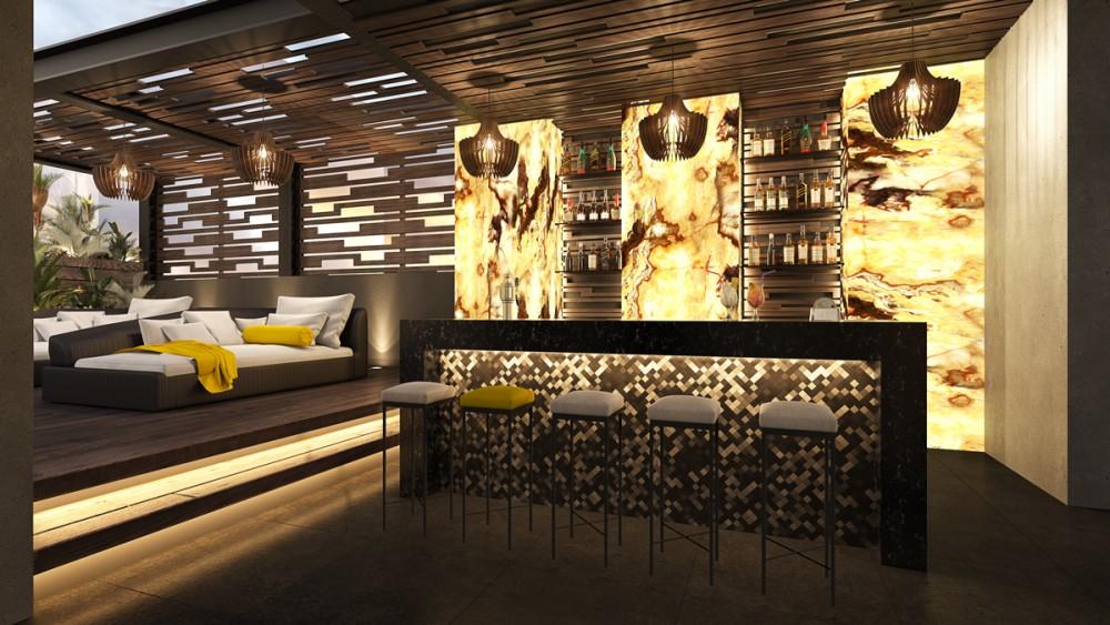 New playa del carmen lofts studios for sale in mexico for Actual studio playa del carmen
