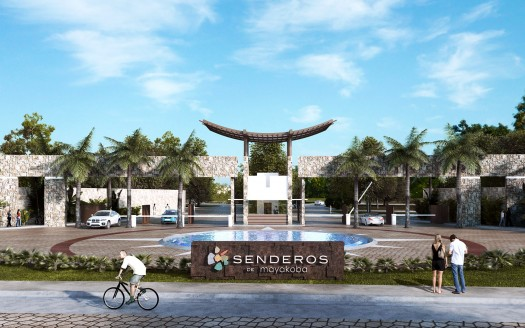 Playa del Carmen Real Estate Senderos de Maya Coba