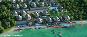 Vanuatu bungalows for sale