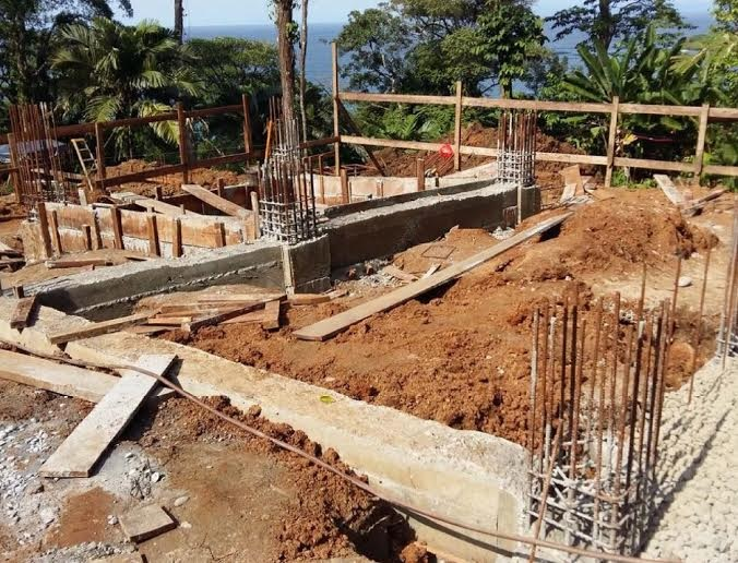 Red Frog Beach Island Resort Certified For Its: Panama_condos_for_sale_Red_Frog_beach_under_construction