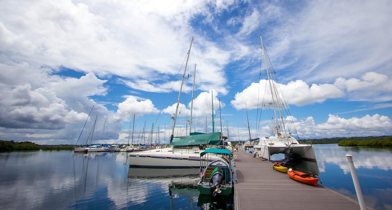 Bocas del Toro Panama Marina Slips For Sale