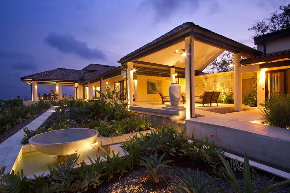 Tamarindo costa rica luxury ocean view home for Costa rica luxury villa