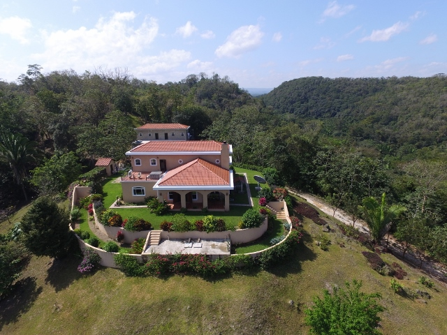 Spanish Style Estate For Sale In Belize