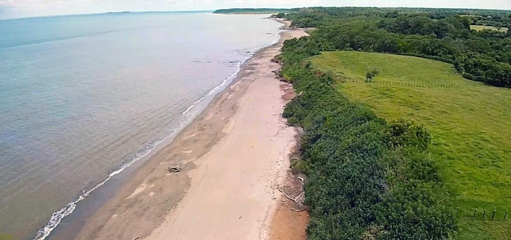 Pedasi Panama Beachfront Ranch Land For Sale