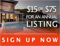 List Your international real estate