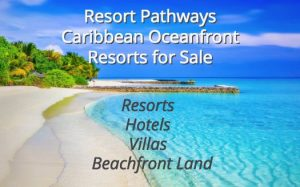 Caribbean beachfront resorts for sale